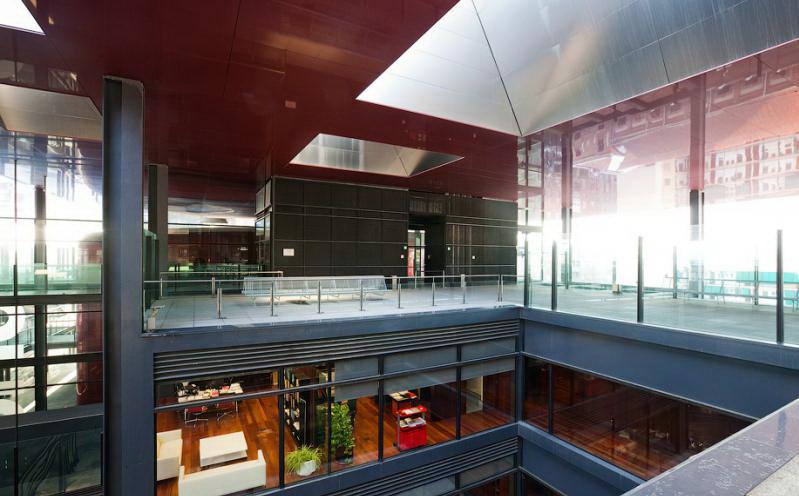 Национальный музей «Центр искусств королевы Софии» в Мадриде