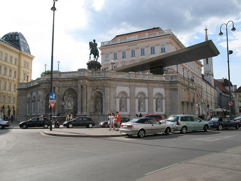 Венский музей Галерея Альбертина