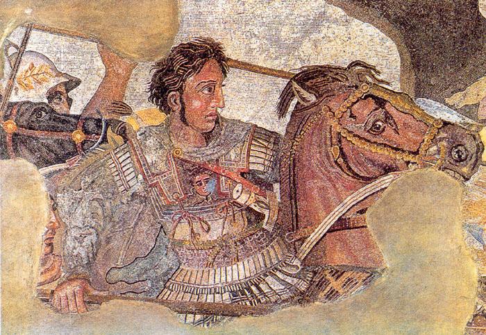 Битва Александра Македонского с Дарием