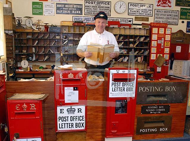 Британский почтовый музей и архив