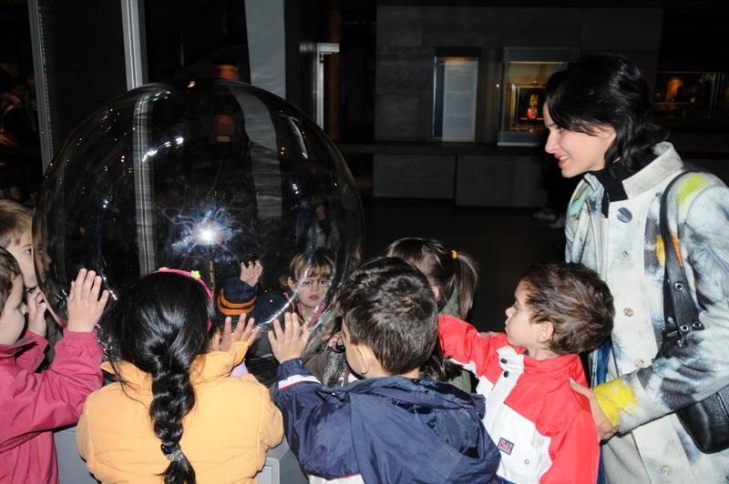Научно-познавательный музей КосмоКайша в Барселоне