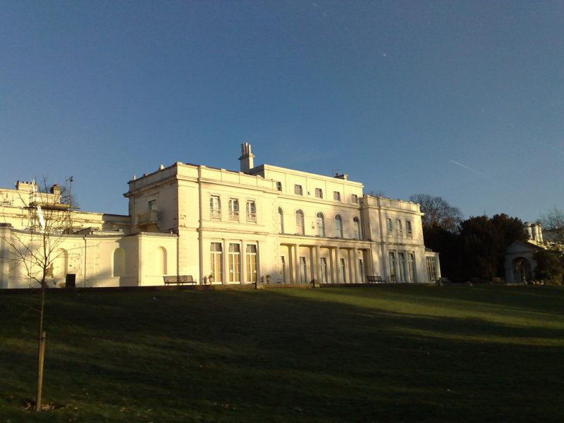 Музей парка Ганнерсбери