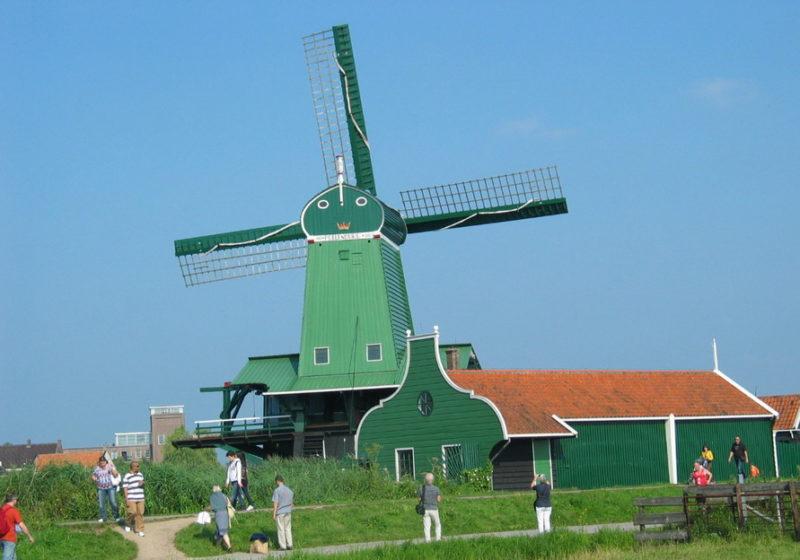 Зайдермузеум в Голландии