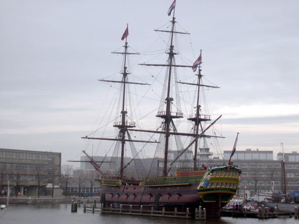 Нидерландский морской музей