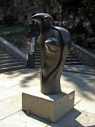 Скульптура Mère Ubu
