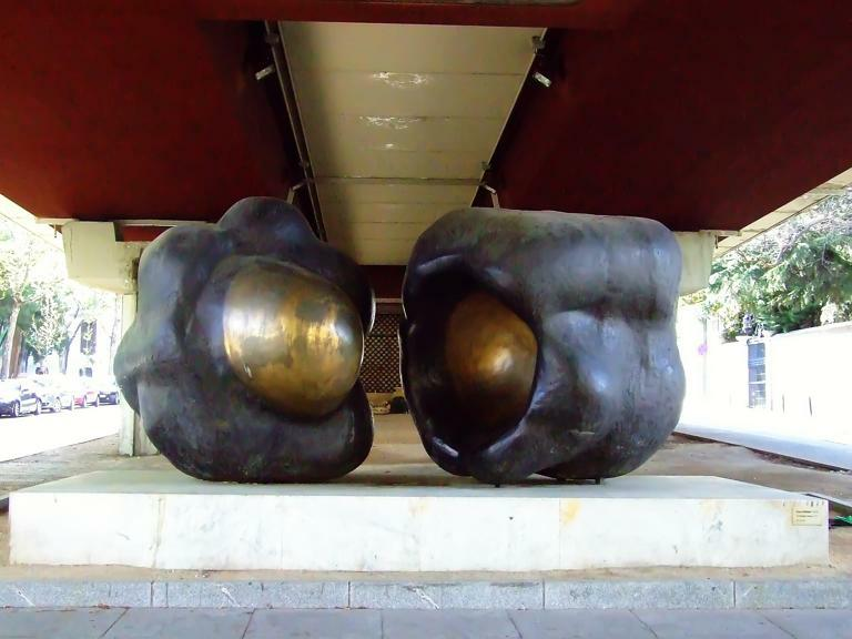 Публичный музей искусств в Мадриде