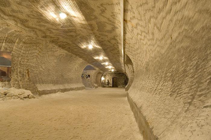 Туннель музея