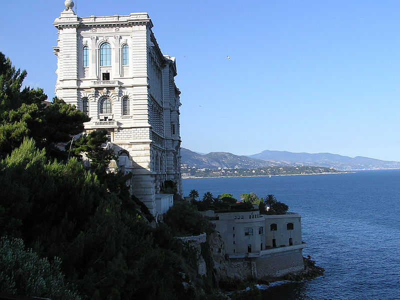 Музей океанографии в Монако