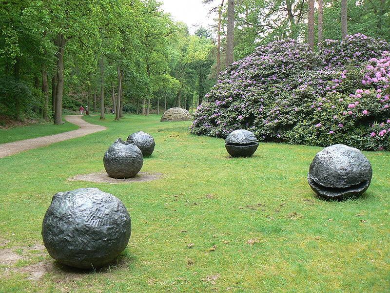 Скульптурный сад