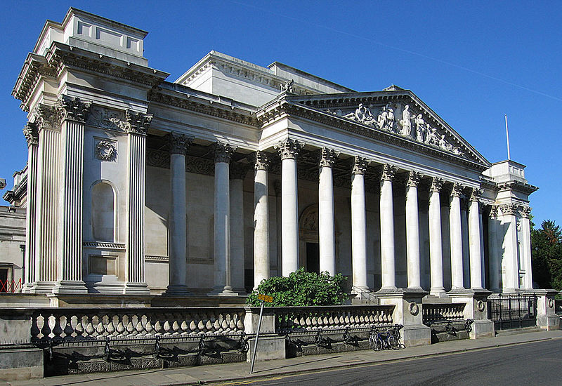 Музей Фитцуильяма в Кембридже