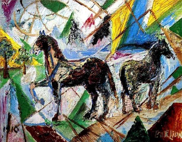 Живопись начала 20 столетия