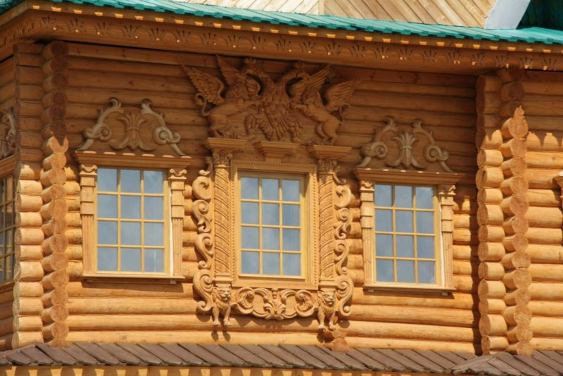 Архитектура дворца Алексея Романова