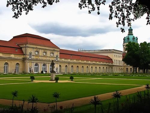 Дворец в наши дни