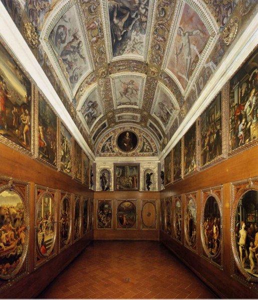 Кабинет Франческо I