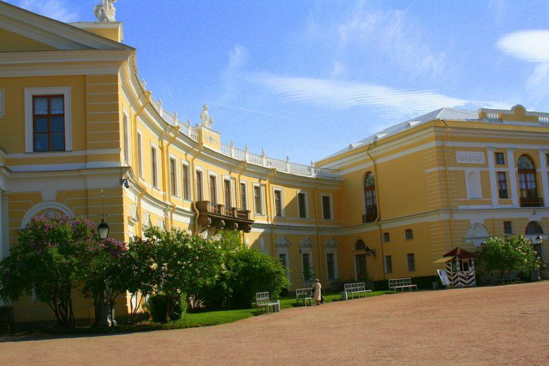 Павловский императорский дворец-музей