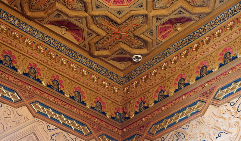 Мавританском зале