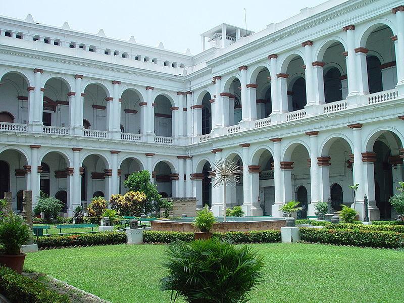 Индийский музей в Калькутте