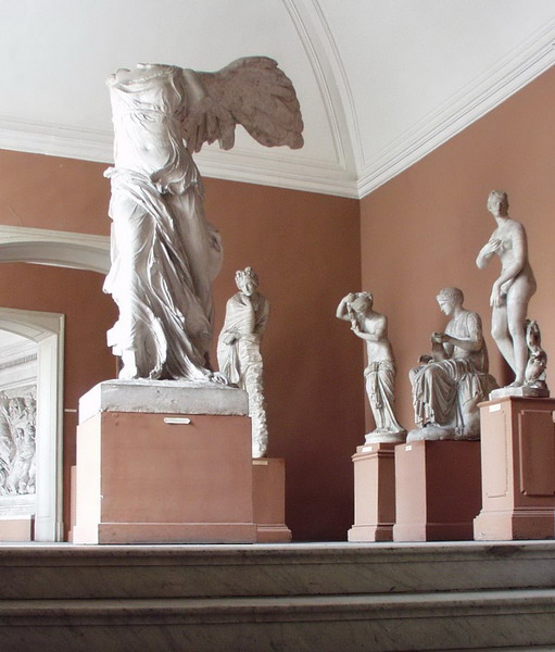 Первый этаж музея
