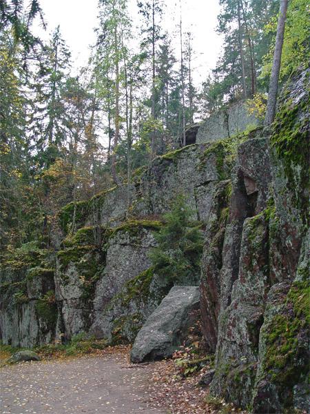 Каменный гряд