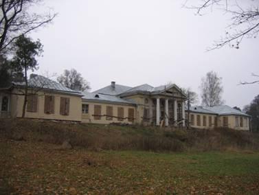 Первый жилой дом