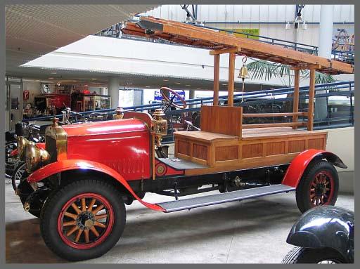 Мотор-музей в Риге
