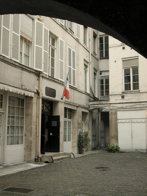 Национальный музей Эжена Делакруа в Париже