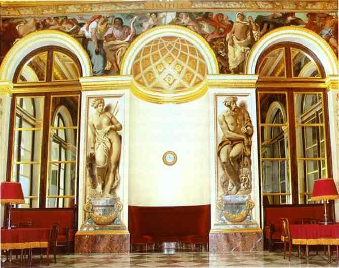 Монументальные фрески