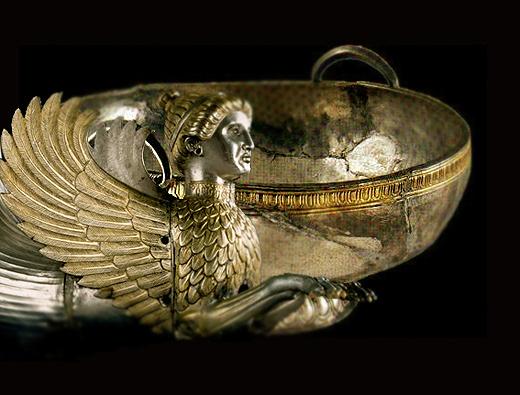 Серебряное сокровище из Борово