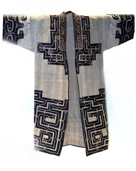 Одежда сахалинских аборигенов