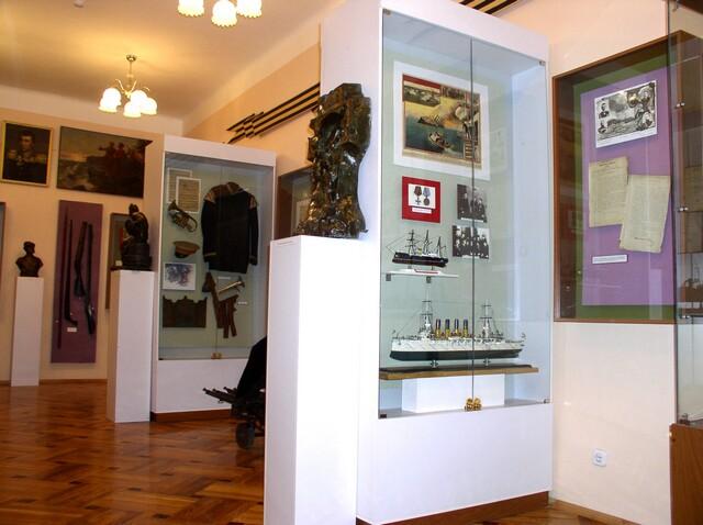 Экспозиции первого зала