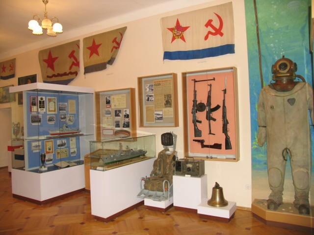 Экспозиции восьмого зала