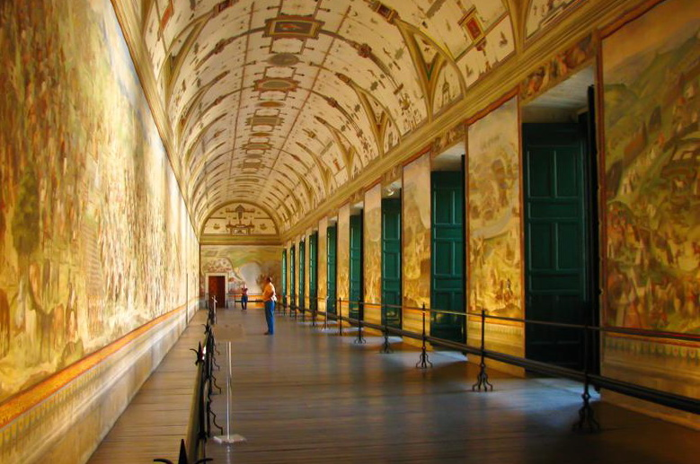 Эскориал - монастырь, дворец, музей