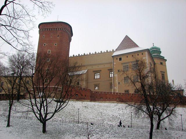 Архитектура замка
