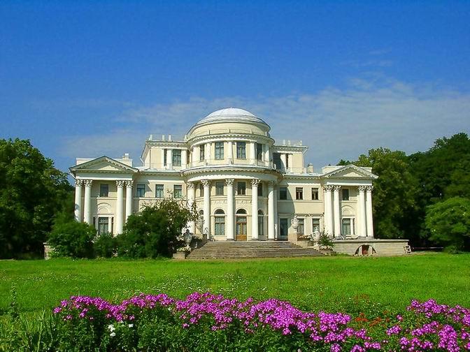 Дворец-музей русского искусства и интерьера