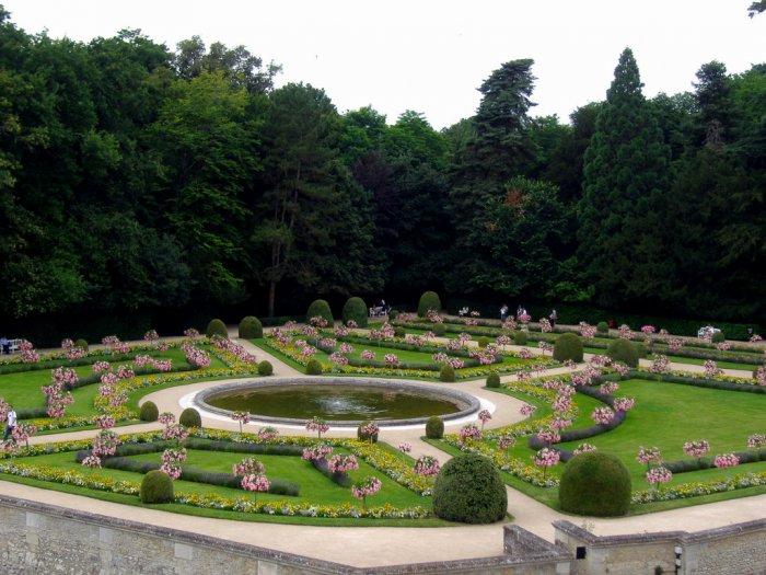 Парк замка