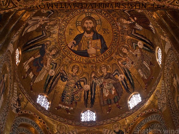 Трехнефная базилика