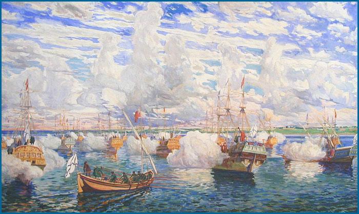 Флотилия 1692 года