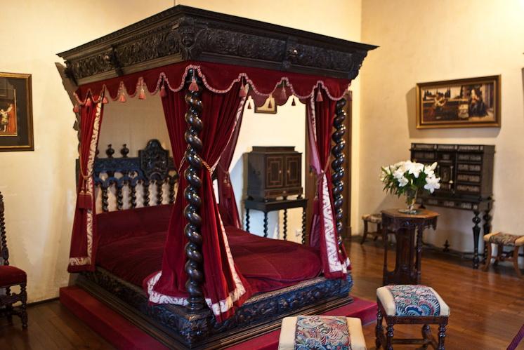 Спальня Леонардо