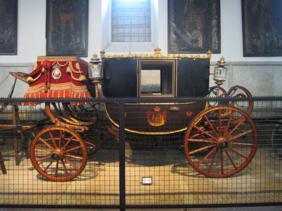 Музей королевских экипажей