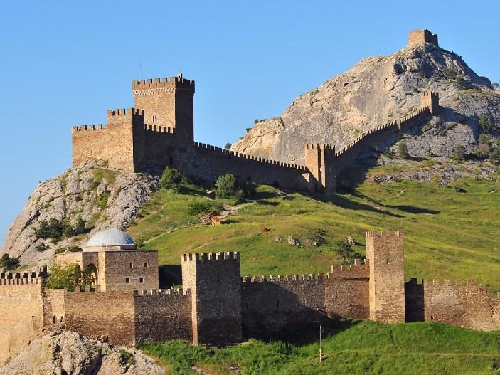 Судакская крепость-музей