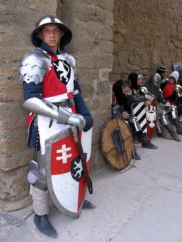 Рыцарский замок