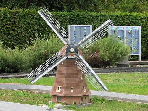 Голландская мельница