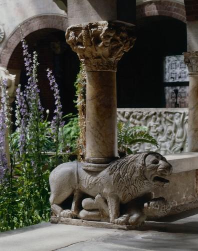 Скульптура в музее