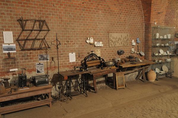 Экспозиции третьего зала