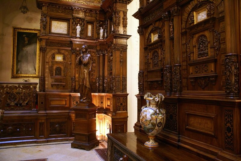 Декор замка