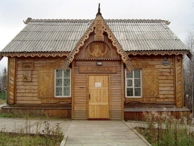 Музей вечной мерзлоты в Игарке
