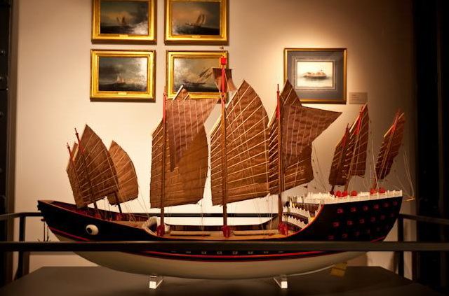 Литовский морской музей в Клайпеде