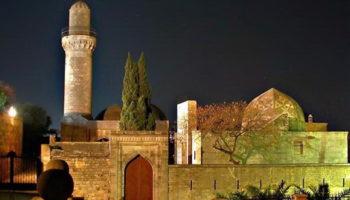 Музей-заповедник «Дворец Ширваншахов» в Баку