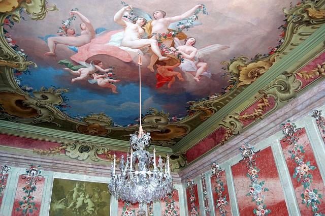 Декор дворца