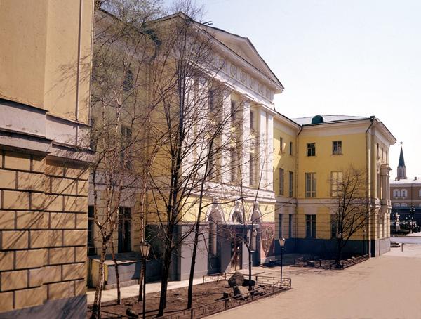 Геологический музей имени В.И. Вернадского